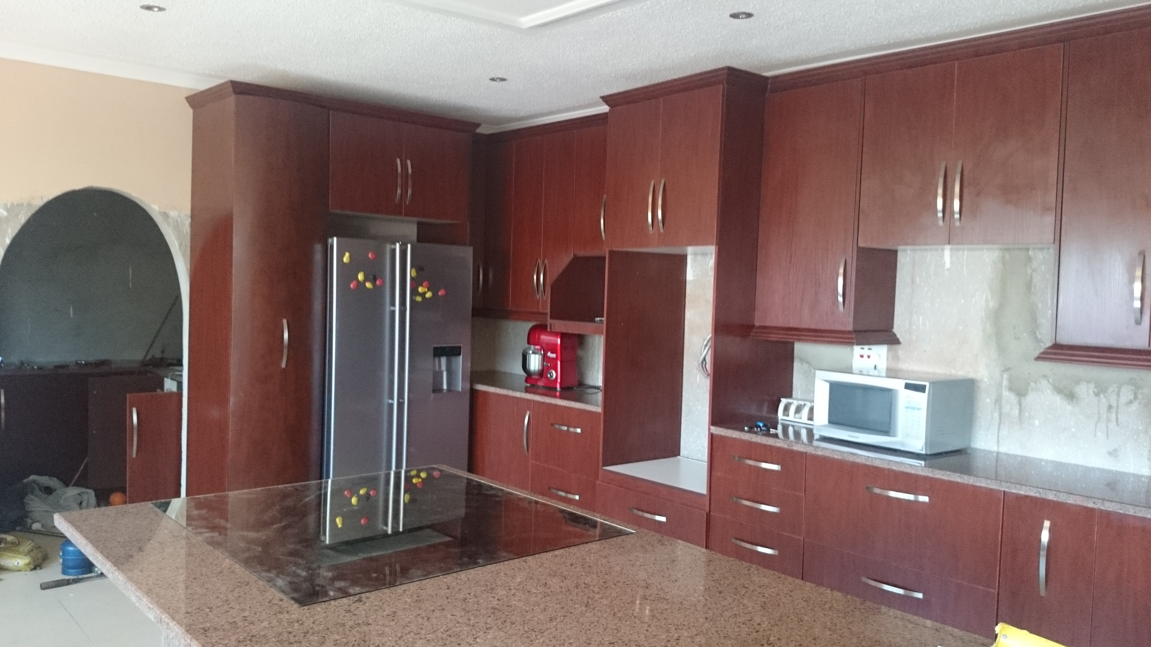 Techno Kitchen Refacing  Kitchen Cabinet Refacing of