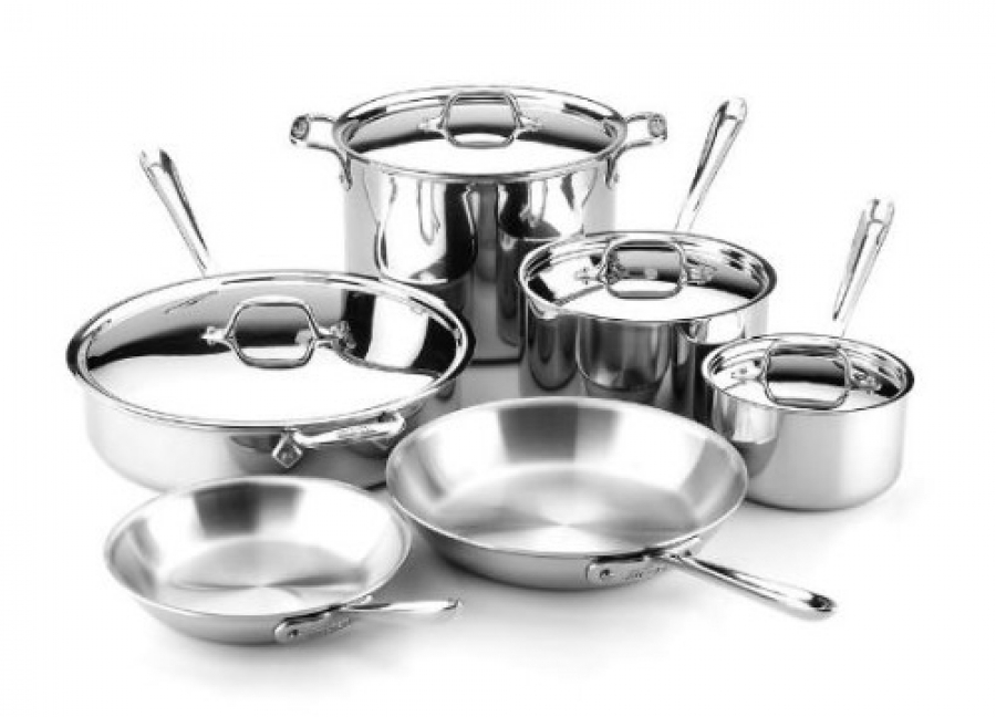 Set Of Cooking Pans And Pots New Reality International