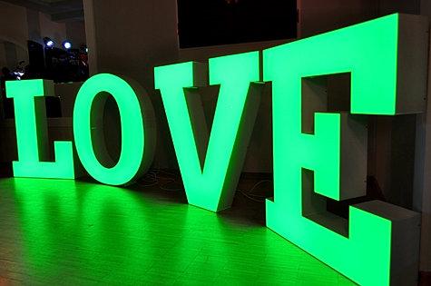 Love wypożyczenie