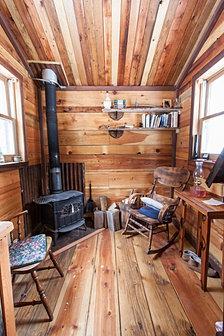 Potomac living room