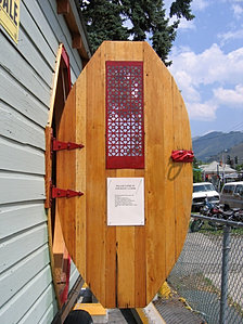 Lori's door