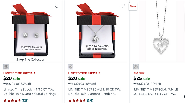 for this jewelry s sale disclosure day single post may full ad time jewellery just valentines contain blog in couponing jcpenney click links here affiliate valentine