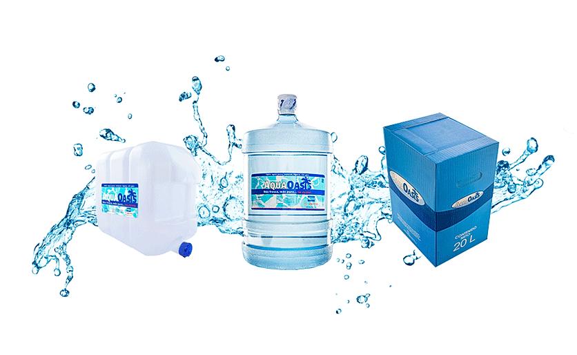 Agua de mesa aquaoasis bidones de agua agua embotellada for Bidones para agua