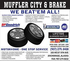 Muffler City & Brake