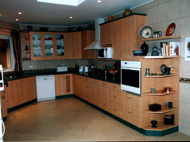 Asombroso Muebles De Cocina A Medida Nj Ideas Ornamento Elaboración ...
