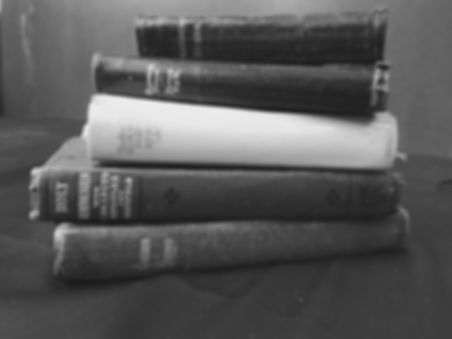A pile of secondhand books