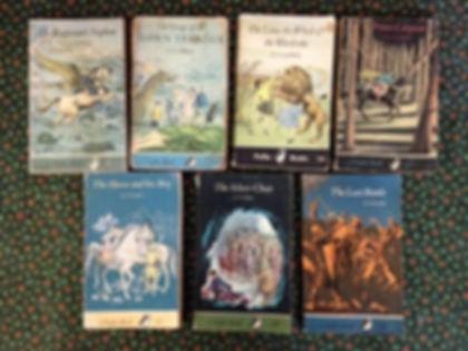 CS Lewis books