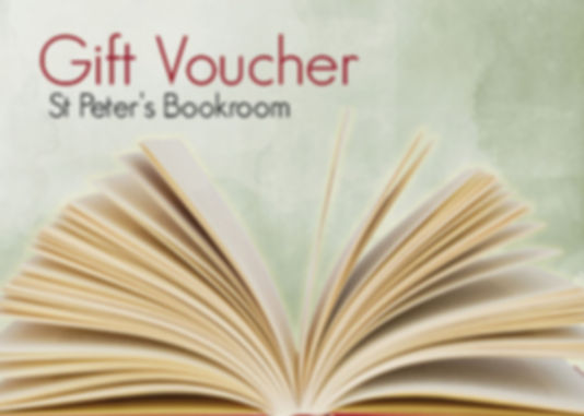 St Peter's Bookroom Give Voucher