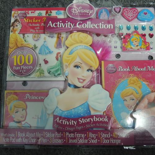 disney princess activity set 100 piece - Disney Princess Art And Activity Collection