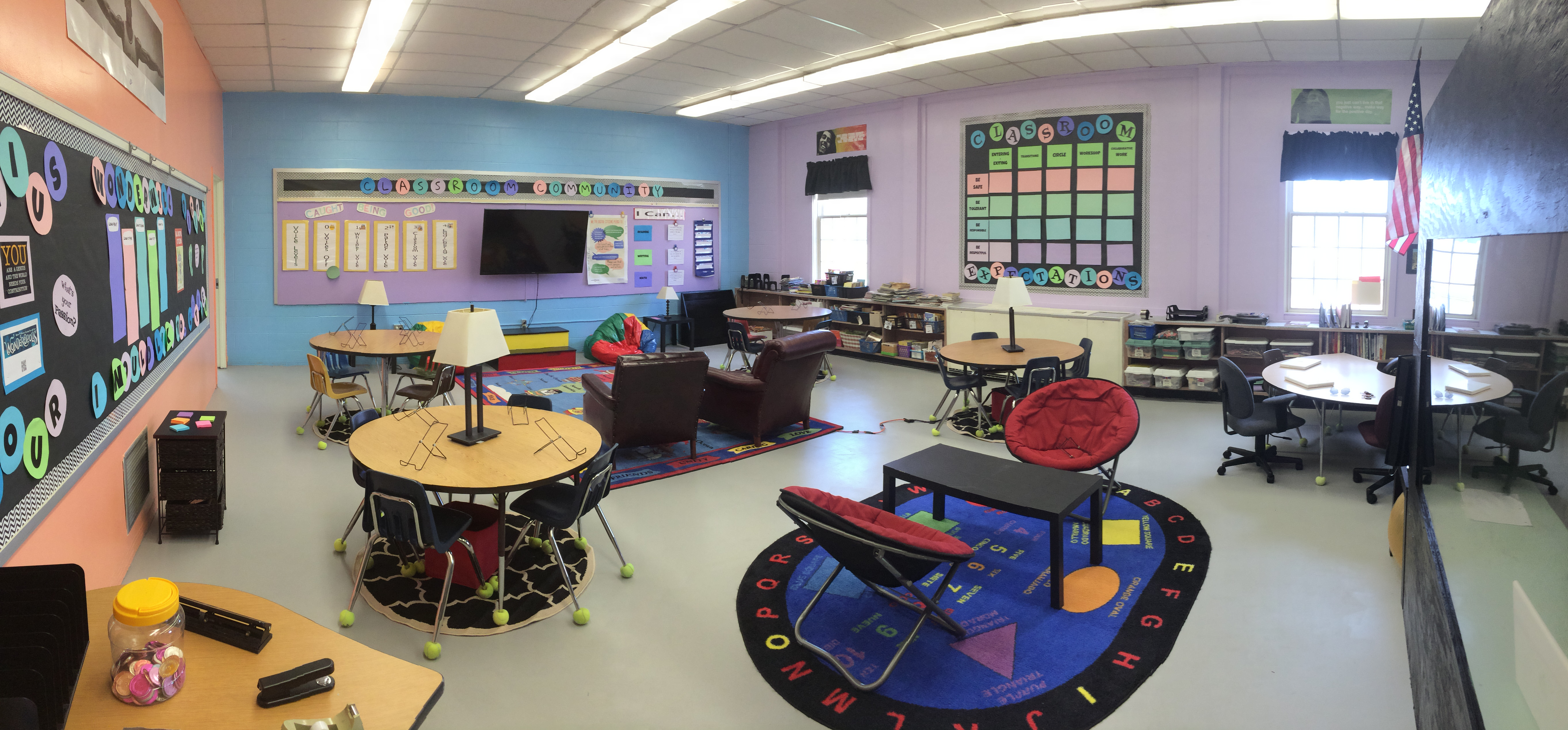 What Does An Innovative Classroom Look Like ~ Flexible learning environments part i mistercmaine