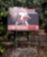 custom sports yard signs austin, team signs austin tx, team spirit yard signs lake travis, high school booster club signs austin tx, athletic yard signs austin tx, athlete signs lakewy tx, proud athlete signs texas