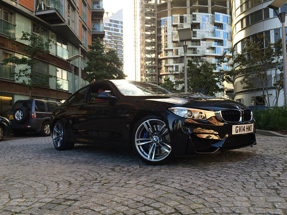 occasion car hire self drive hire chauffeur serv london essex bmw m4. Black Bedroom Furniture Sets. Home Design Ideas