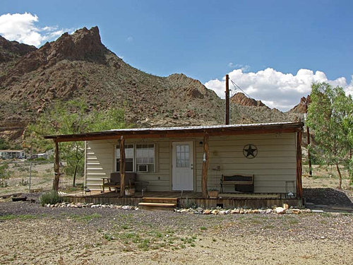 Big bend vacation rentals for Big bend texas cabin rentals
