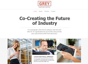 Girişim Sermayesi Firma Template - Son teknoloji bir firma için son teknoloji profesyonel bir dizayn. Dinamik düzeni ile bu modern tema sitenizin diğerlerinden ayrılmasını sağlıyor. Sadece kendi resimlerinizi yükleyin ve online olun!
