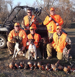 Onthepoint pheasant hunting aberdeen south dakota rates for Kmart fishing license