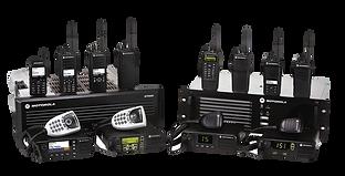 Noleggio apparati radio breve e lungo termine Motorla Hytera analogico o digitale PMR446
