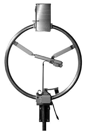 loop antenna, baby loop, hf antenna, loop, antenna, hf, military antenna, professional hf antenna, tactical antenna, base camp antenna, qrp antenna, ciro mazzoni