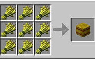 how to make wheat grow minecraft