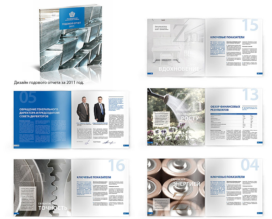 Отчёт по дизайну