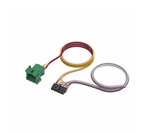 FMX640 power cable with special heavy duty FMS connector