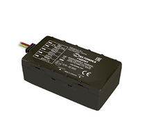 Special and smart tracker with wide power supply range and high capacity internal Li-ion battery