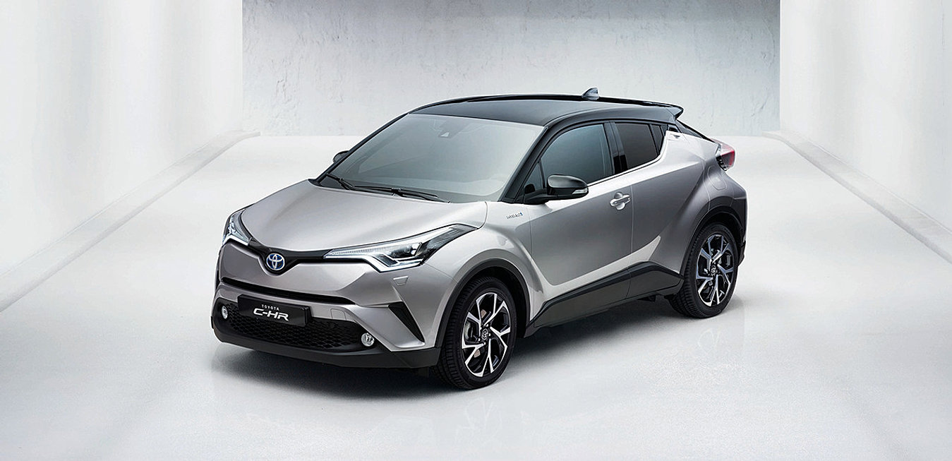 All New Toyota C Hr In Singapore Compact Suv Toyota Chr