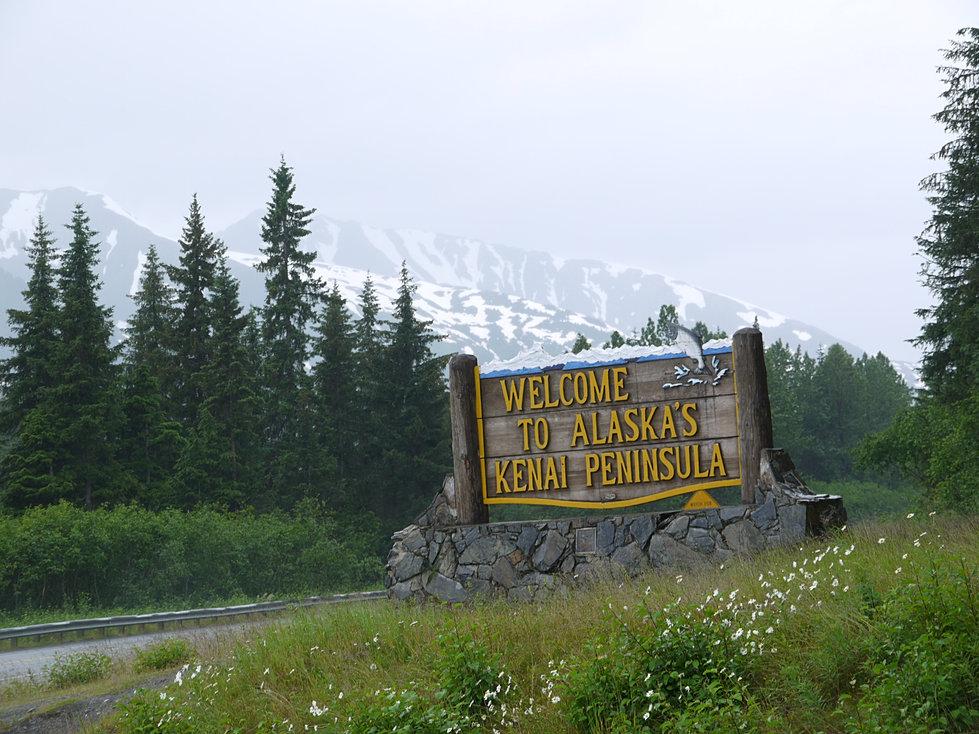 Alaska fishing on kenai and russian rivers for Alaska fishing lodge