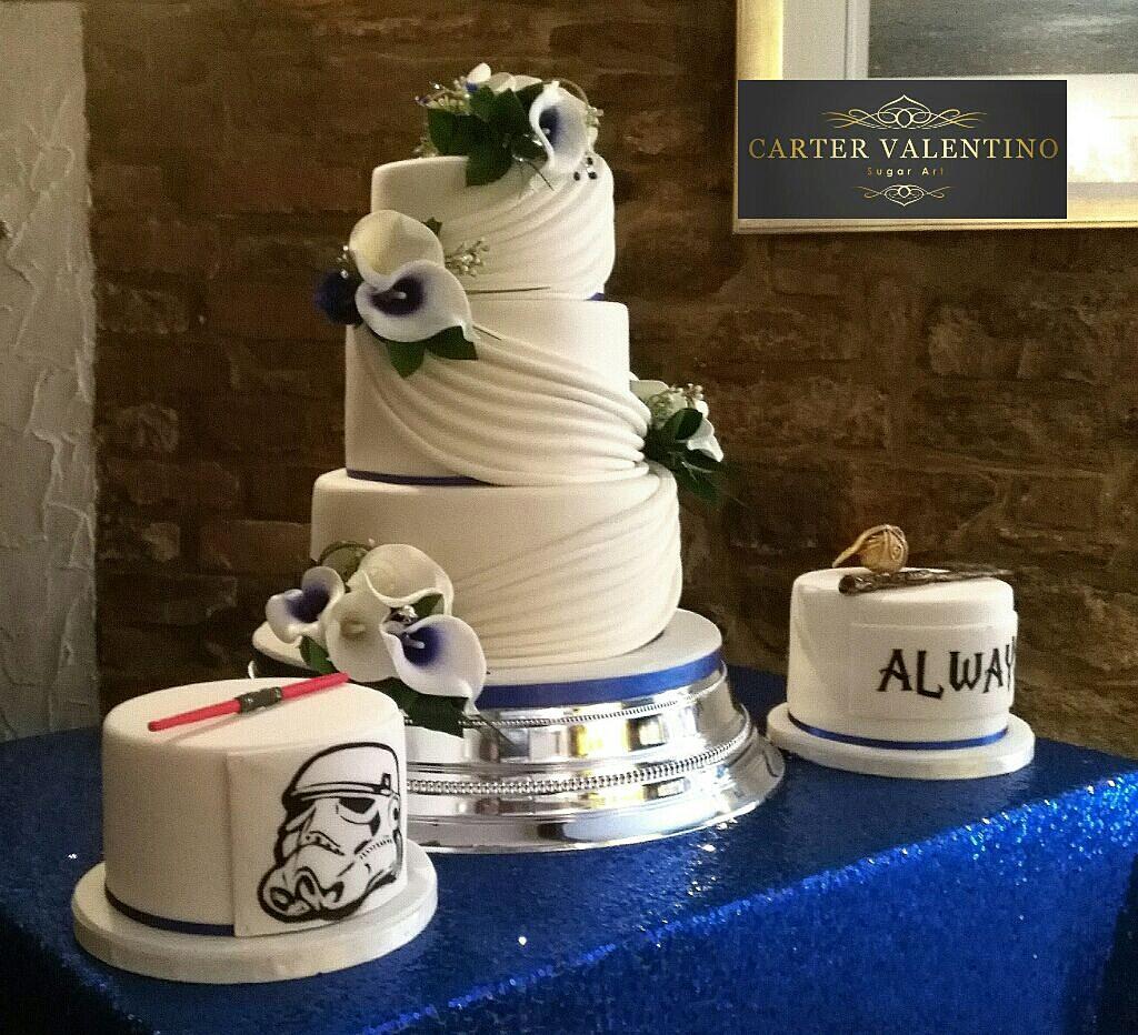 The Royal Wedding Cake