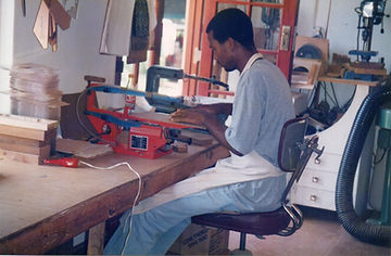 Thulani Patrick 1992.jpg