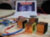 Computador e Kits Educacionais de Eletônica para professorese crianças