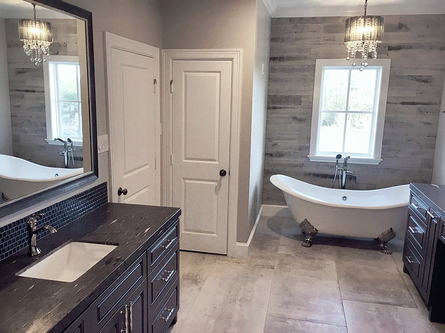 Bathroom Remodeling The Woodlands Tx the woodlands bathroom remodeling projects | scm design group