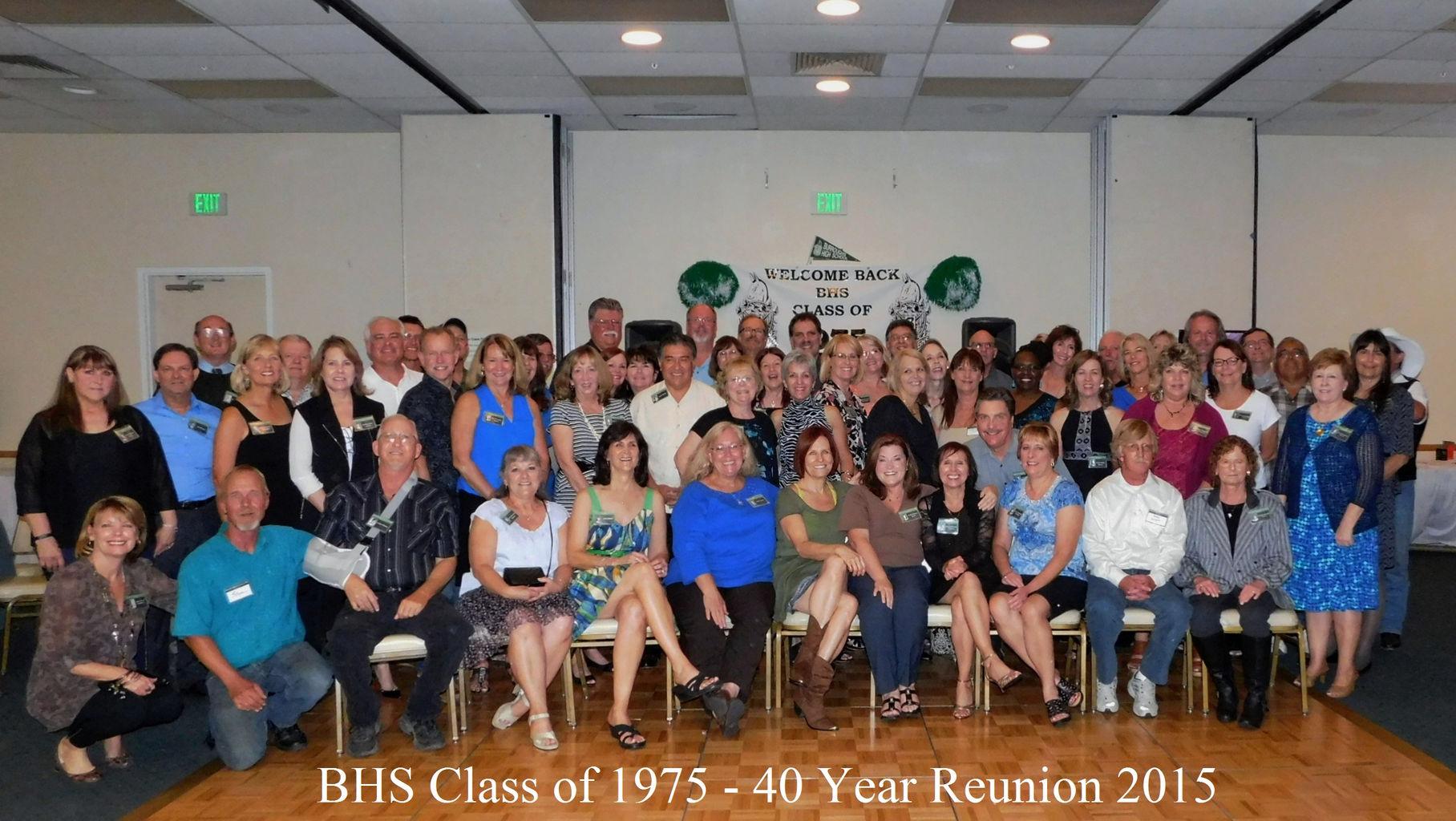 Burroughs High School Class Of 1975 Reunion And Alumni Info