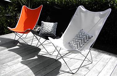 Flutter Design | online shop outdoor furniture | NZ butterfly chairs
