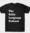 Salty Language Core Shirt - Saltylanguag