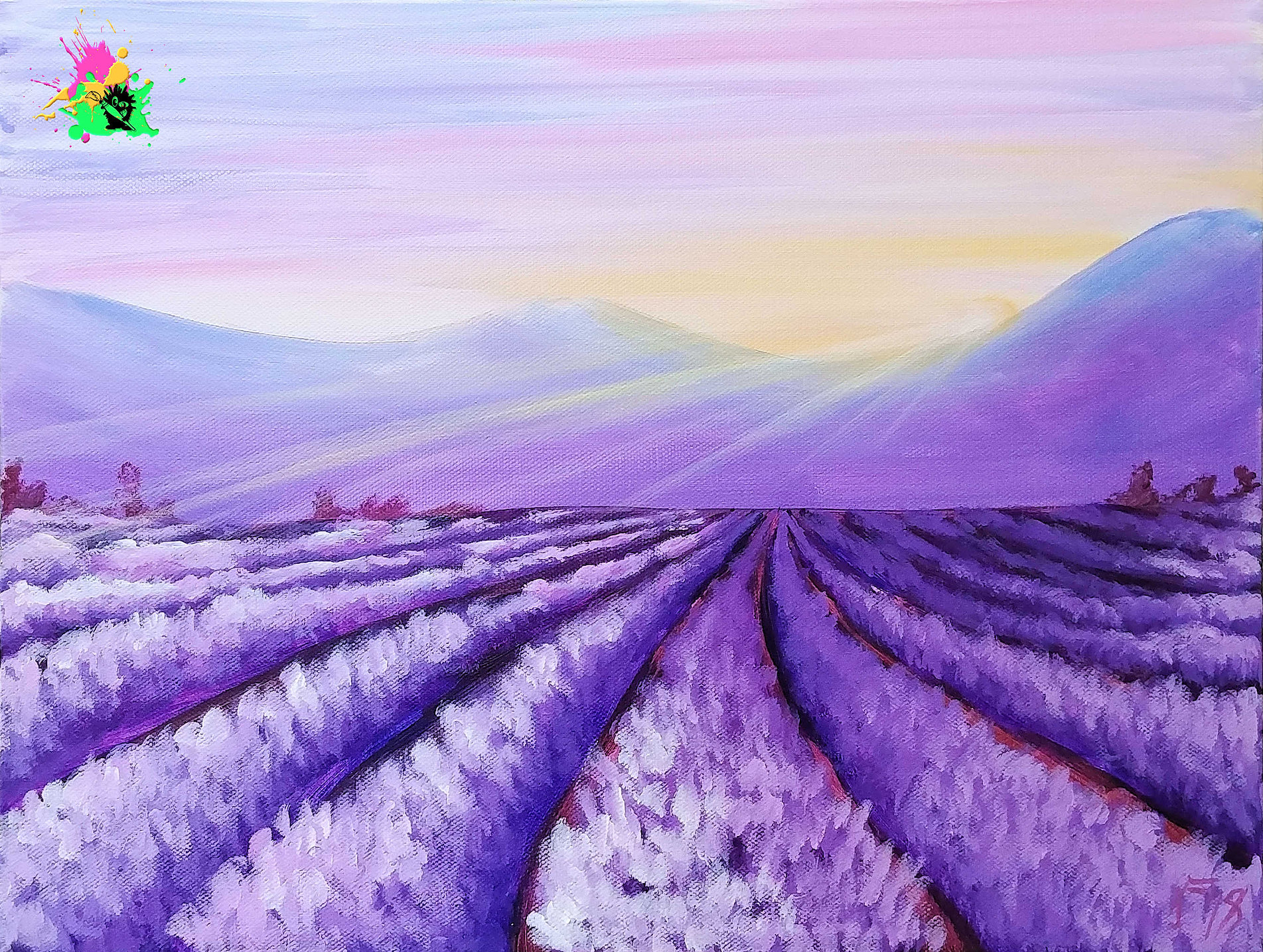 Painting With Jane Free Acrylic Painting Tutorials For