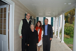 Sherman's Visit to Ashgrove House