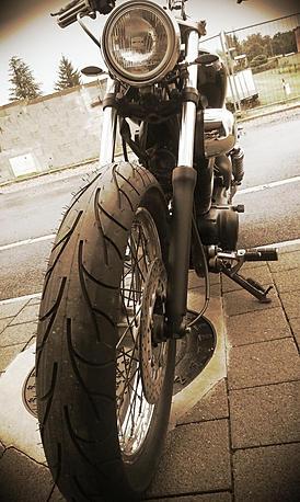 Pneu moto yamaha virago 125