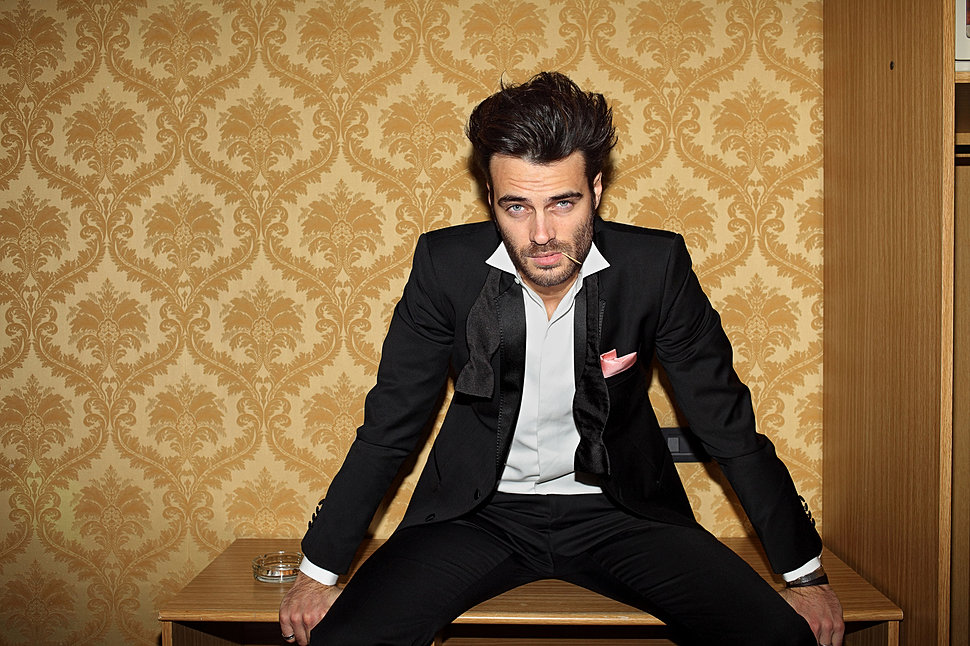 GIULIO BERRUTI - ACTOR