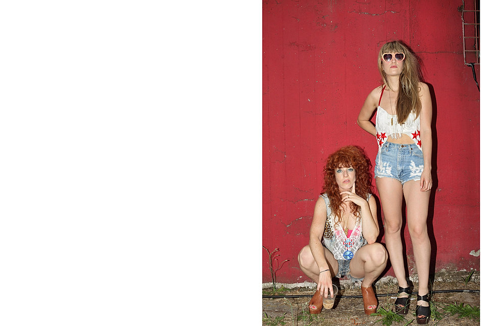 DEAP VALLY - BAND