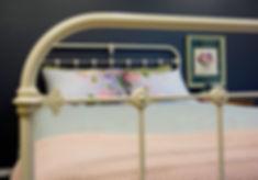 Empire Beds. Australian Made Beds. Ascot Cast Iron Bed. Cast Beds. Metal Beds. Wrought Iron Beds.