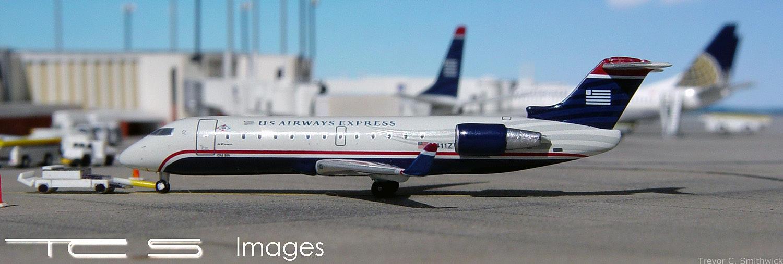 N907fj Us Airways Express Arr Crj 900er Cl 600 2d24