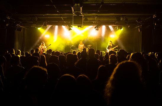 basement saints concert