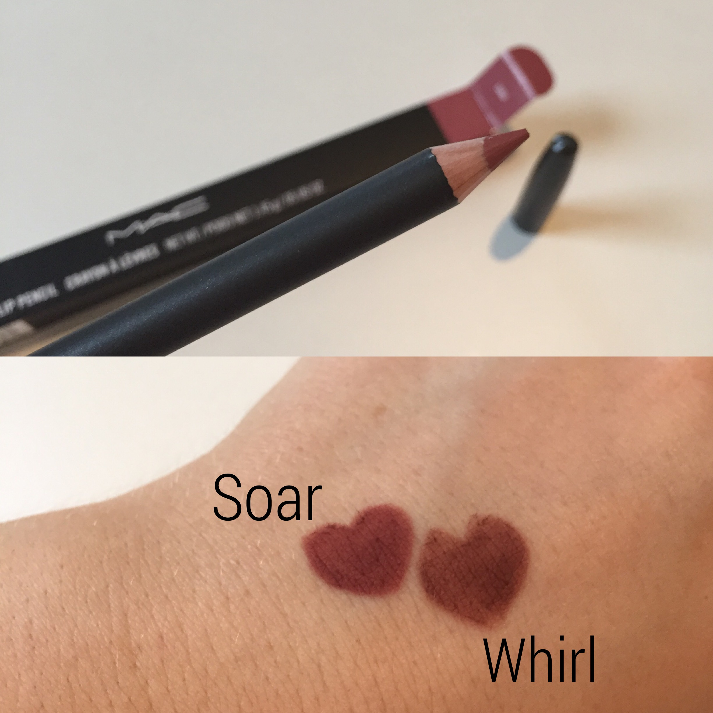 Favori M•A•C Soar Lip Pencil Giveaway | Emilie Clarke - Lifestyle Blog QE71