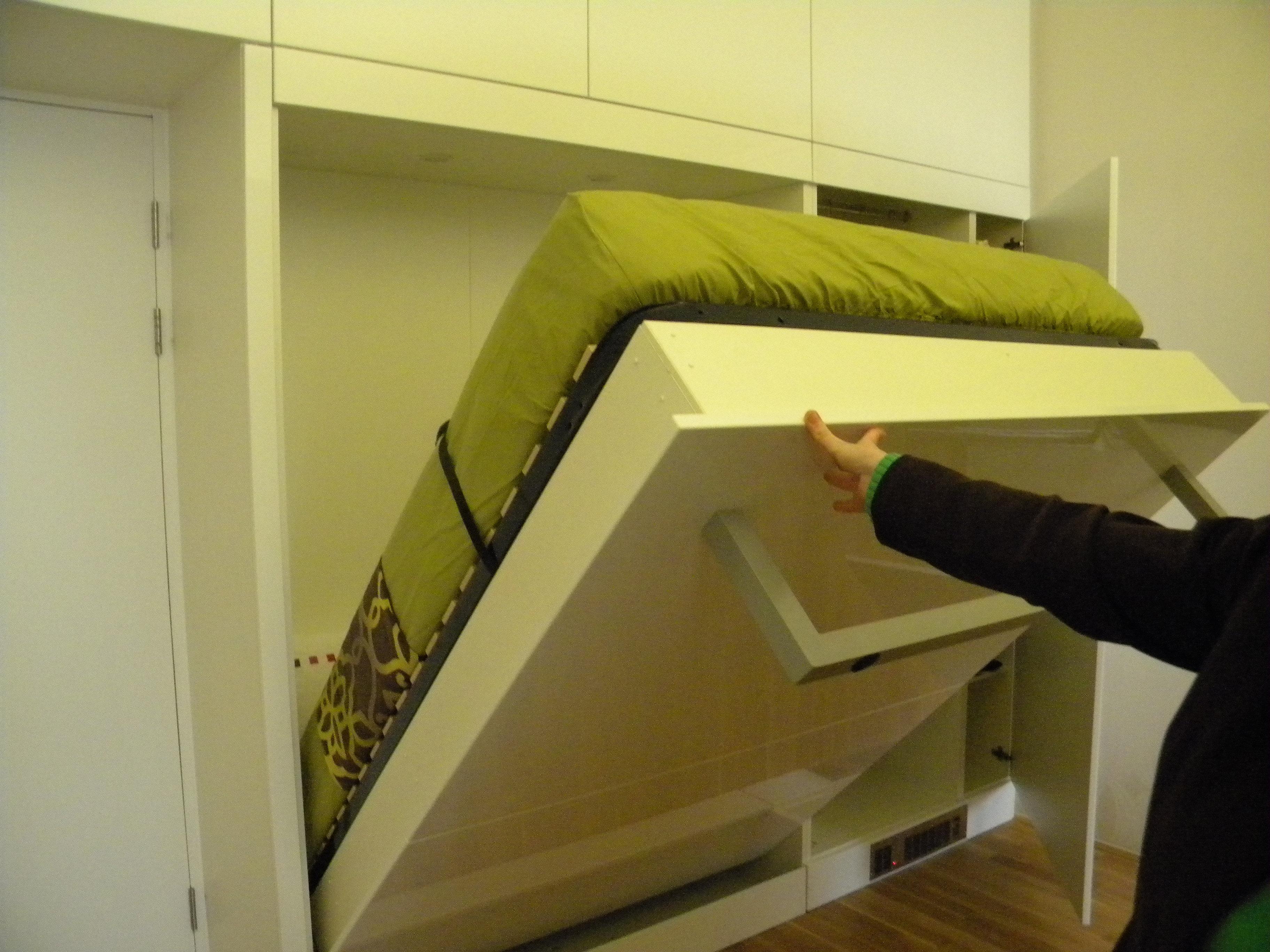 ibedz wall bed. Black Bedroom Furniture Sets. Home Design Ideas