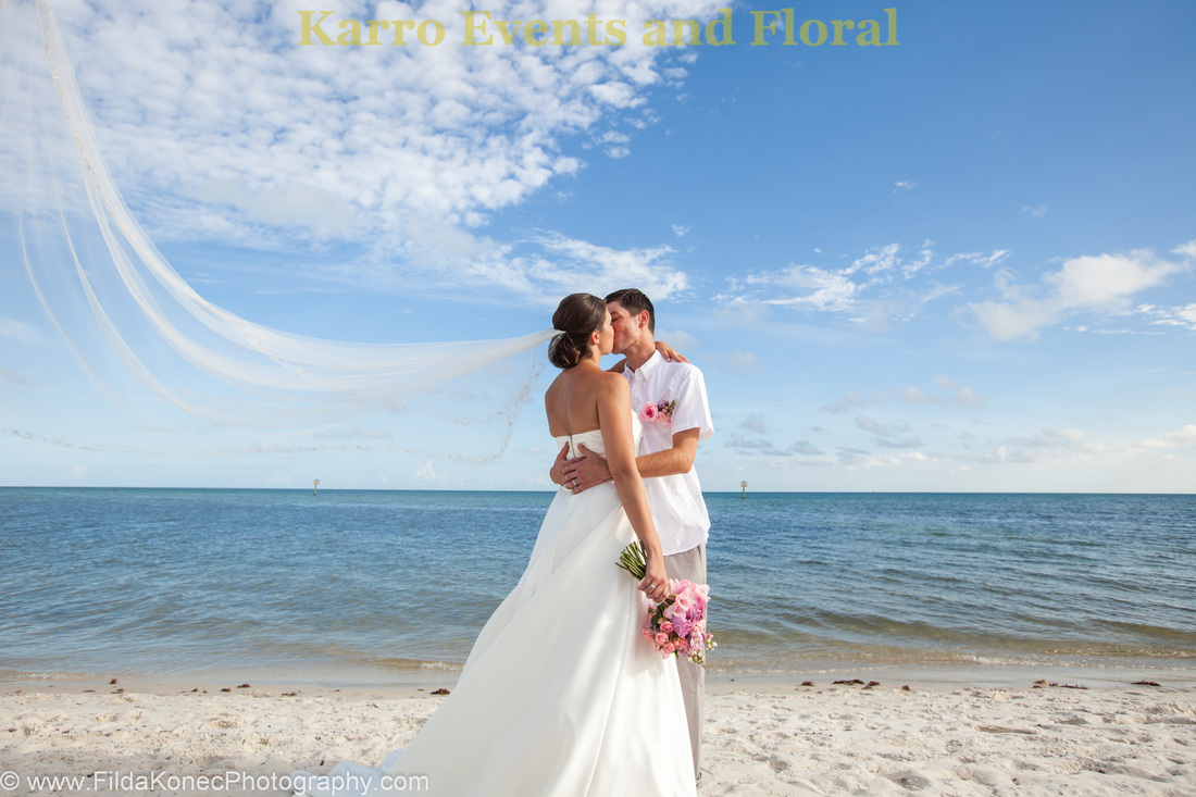 Perfect dress for a beach wedding karro events and for Key west wedding dresses
