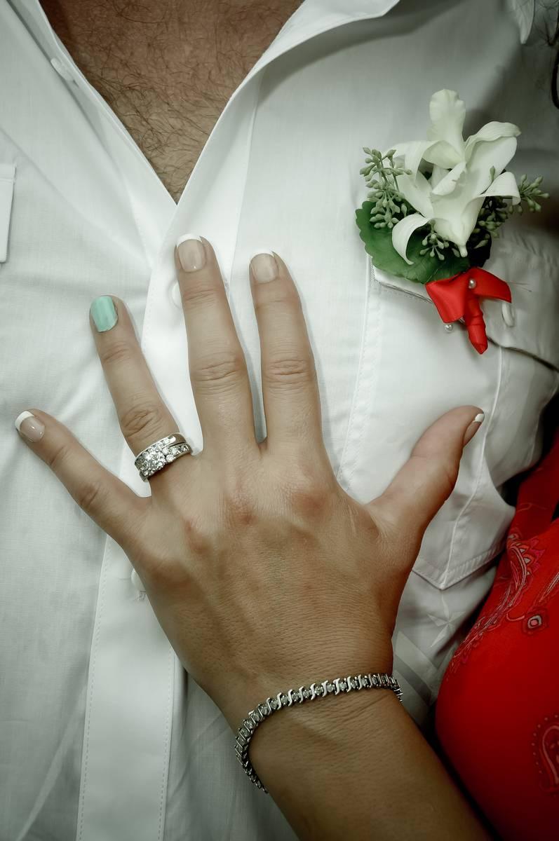 Ключи в оформлении свадьбы