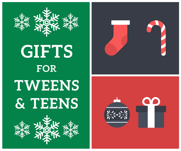 20 Best Gifts & Stocking Stuffers For Tweens & Teens - From ...