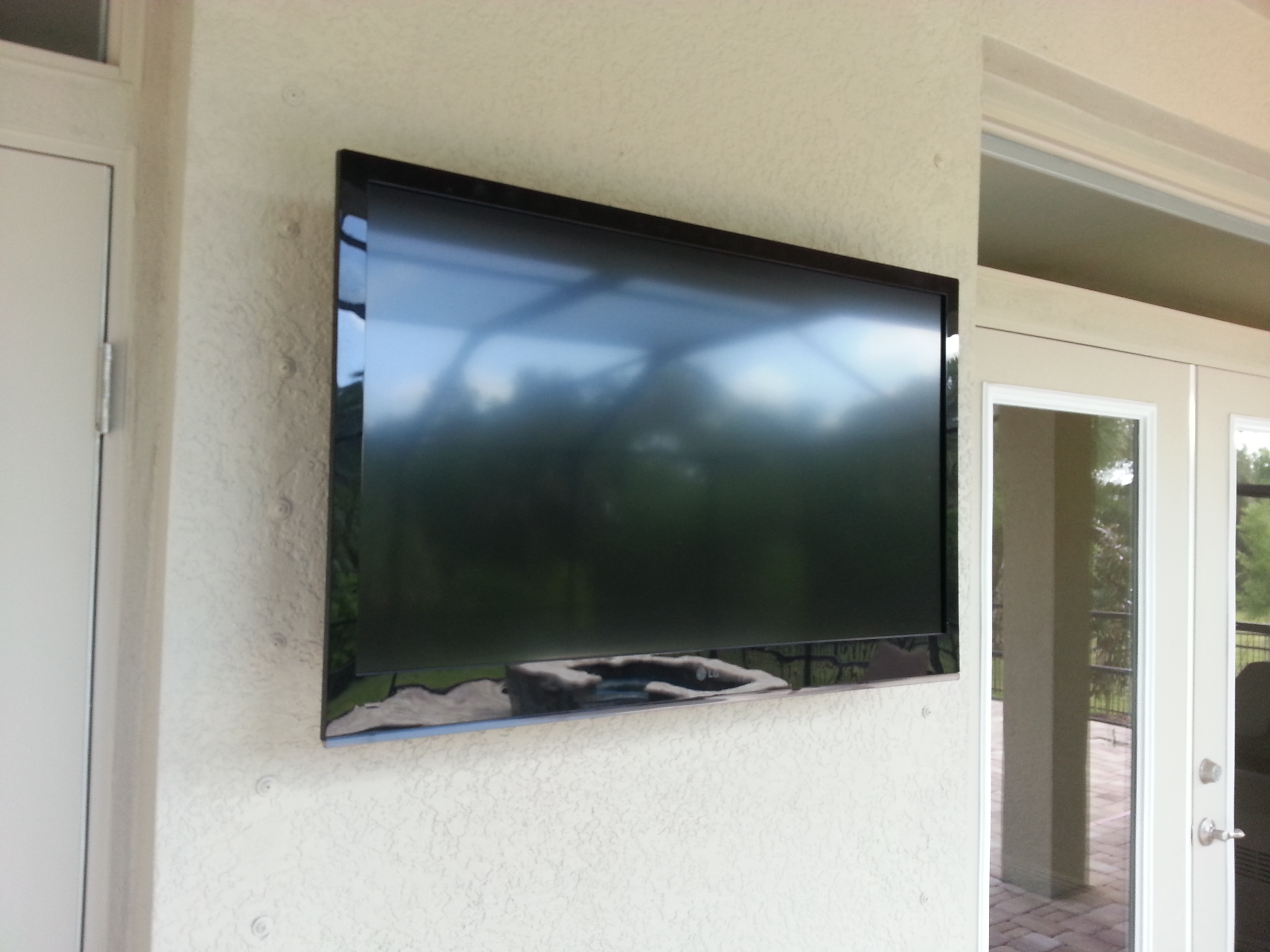 Cable Box TV Wall Mount To Hide Your Cables Innovative Americans Outdoor T