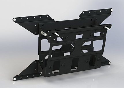 Cable Box TV Wall Mount To Hide Your Cables About US