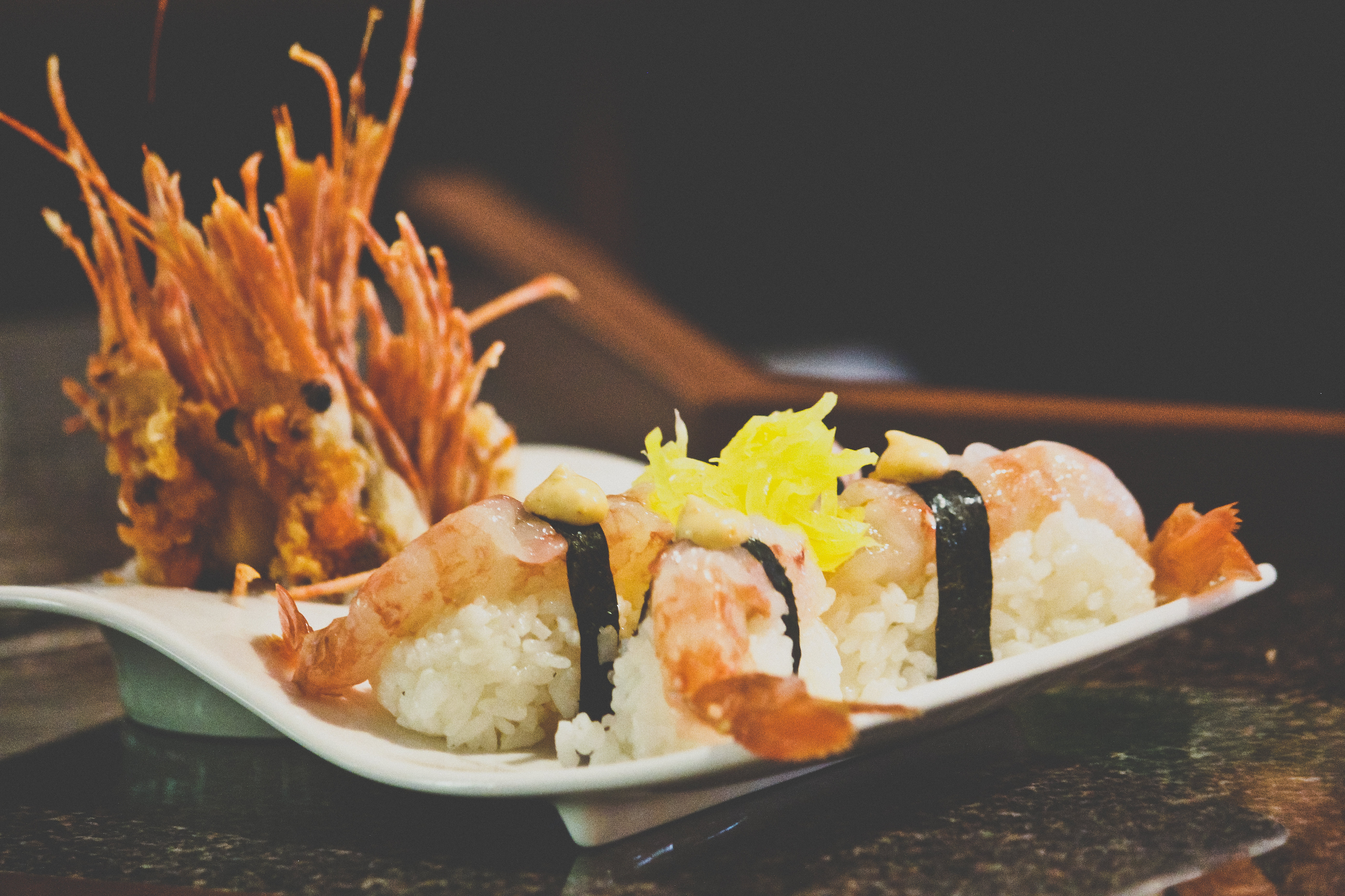 FIN JAPANESE CUISINE | Ama Ebi
